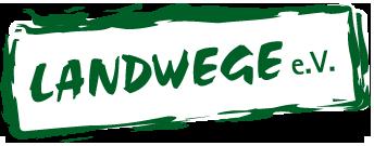 Landwege e.V. Logo